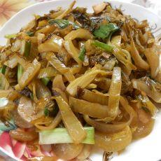 海鲜汤烩酸菜