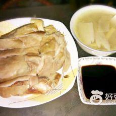猪肚包鸡的做法