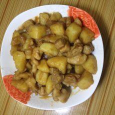 卤汁土豆烧肉