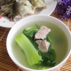 芥菜泥猛鱼汤