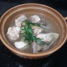 天然石斑鱼汤的做法