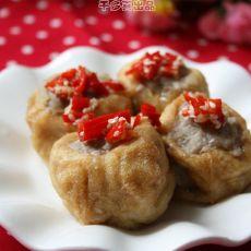 果香酿豆腐
