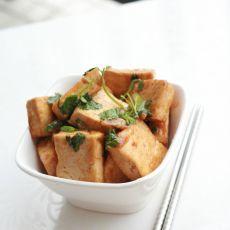 蚝油煎豆腐