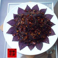 太极图——煎黄鳝的做法