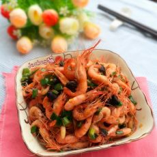 豉香小河虾