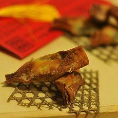 油炸糖果馄饨的做法