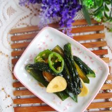 腌黄瓜咸菜