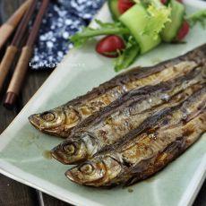 五香焖咸鱼的做法