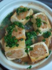 东江酿豆腐的做法步骤:11