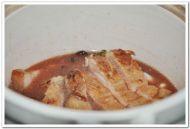 蒜香腐乳肉的做法步骤:10