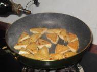 蒜香豆腐的做法步骤:3