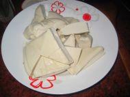 蒜香豆腐的做法步骤:1