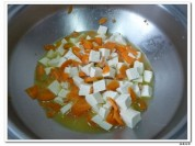 海米炖豆腐的做法步骤:4