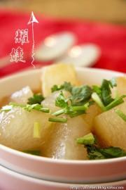 素烧冬瓜的做法步骤:5