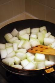 素烧冬瓜的做法步骤:3