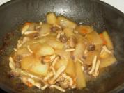 冬瓜蟹味菇的做法步骤:10