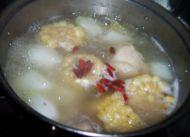 什锦汤煲的做法步骤:7