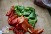 菠萝咕老肉的做法步骤:7