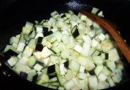 香辣肉末茄丁的做法步骤:5