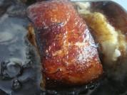 梅菜蒸扣肉的做法步骤:6