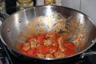茄汁肉圆的做法步骤:5