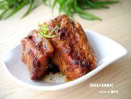 微波版法式黑椒烤肉的做法步骤:12