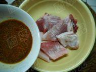 微波版法式黑椒烤肉的做法步骤:8