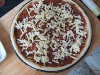 披萨的做法步骤:10