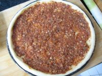 披萨的做法步骤:9