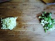 蒜蓉木耳菜的做法步骤:2