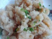 豆腐雕鱼彩蔬盅的做法步骤:1