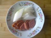 火腿冬瓜夹的做法步骤:3