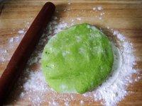 猪肝胡萝卜菠菜面的做法步骤:6