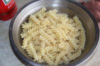 意大利螺丝面的做法步骤:9