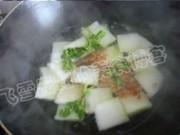 虾米冬瓜汤的做法步骤:6