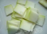 虾米冬瓜汤的做法步骤:2