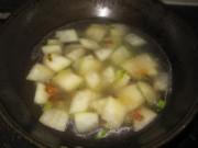 海米冬瓜汤的做法步骤:4
