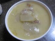 海米冬瓜汤的做法步骤:5