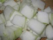 海米冬瓜汤的做法步骤:1
