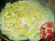 海米烧冬瓜的做法步骤:5