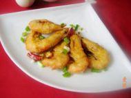 椒盐油爆虾的做法步骤:6