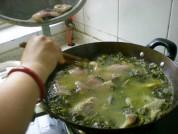 酸菜鱼的做法步骤:5
