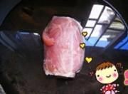 蒜泥白肉的做法步骤:1