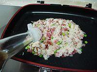芦笋培根炒饭的做法步骤:12