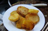 香煎土豆的做法步骤:10