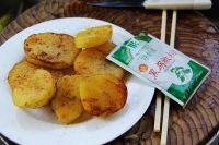香煎土豆的做法步骤:12