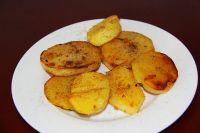 香煎土豆的做法步骤:13
