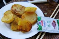 香煎土豆的做法步骤:11