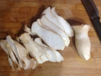 黑胡椒煎杏鲍菇的做法步骤:1