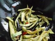 鱼香茄子的做法步骤:5